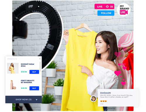 How can video commerce increase fashion sales?