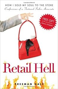Retail hell book on Amazon.